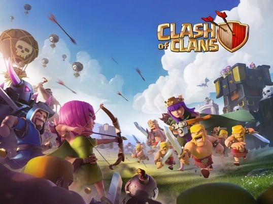 Trucos hack clash clans