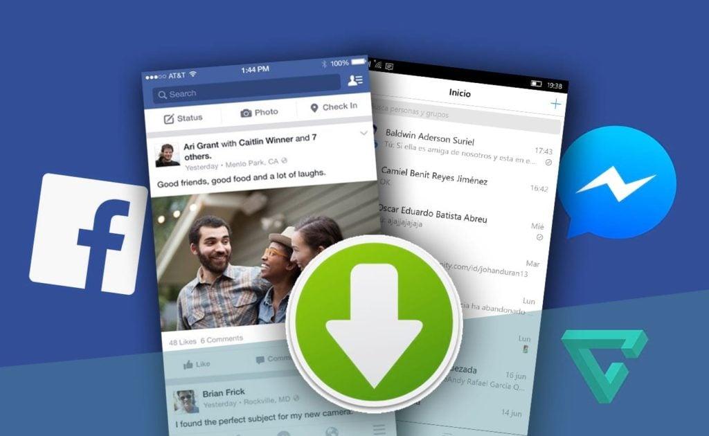 Como Descargar e Instalar Facebook Messenger