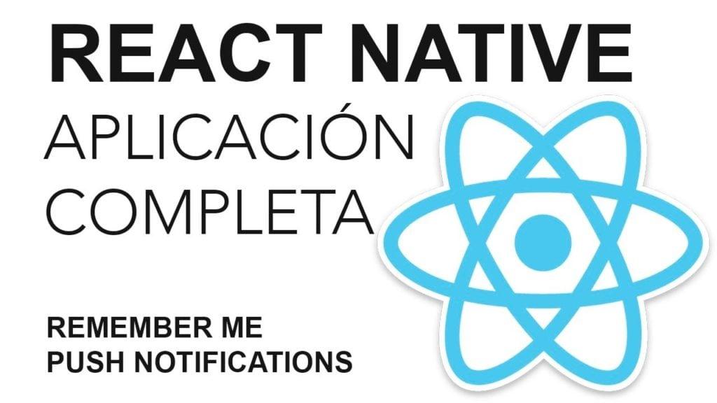 Que es la aplicación React Native