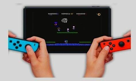 Consola Nintendo Switch juegos